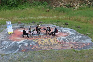Spektakularni koncert Simply Brass Quinteta u grotlu vulkana Gaveznica