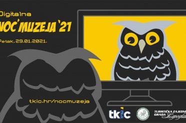Digitalna Noć muzeja u Lepoglavi 2021.